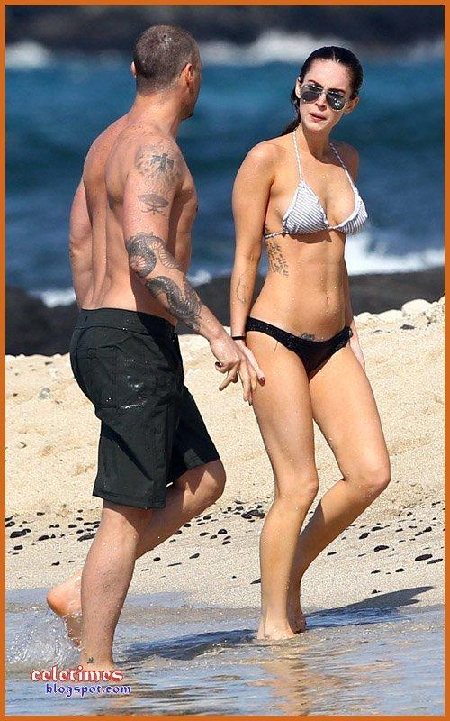 Hollywood Bikini , Megan Fox Spicy Stills