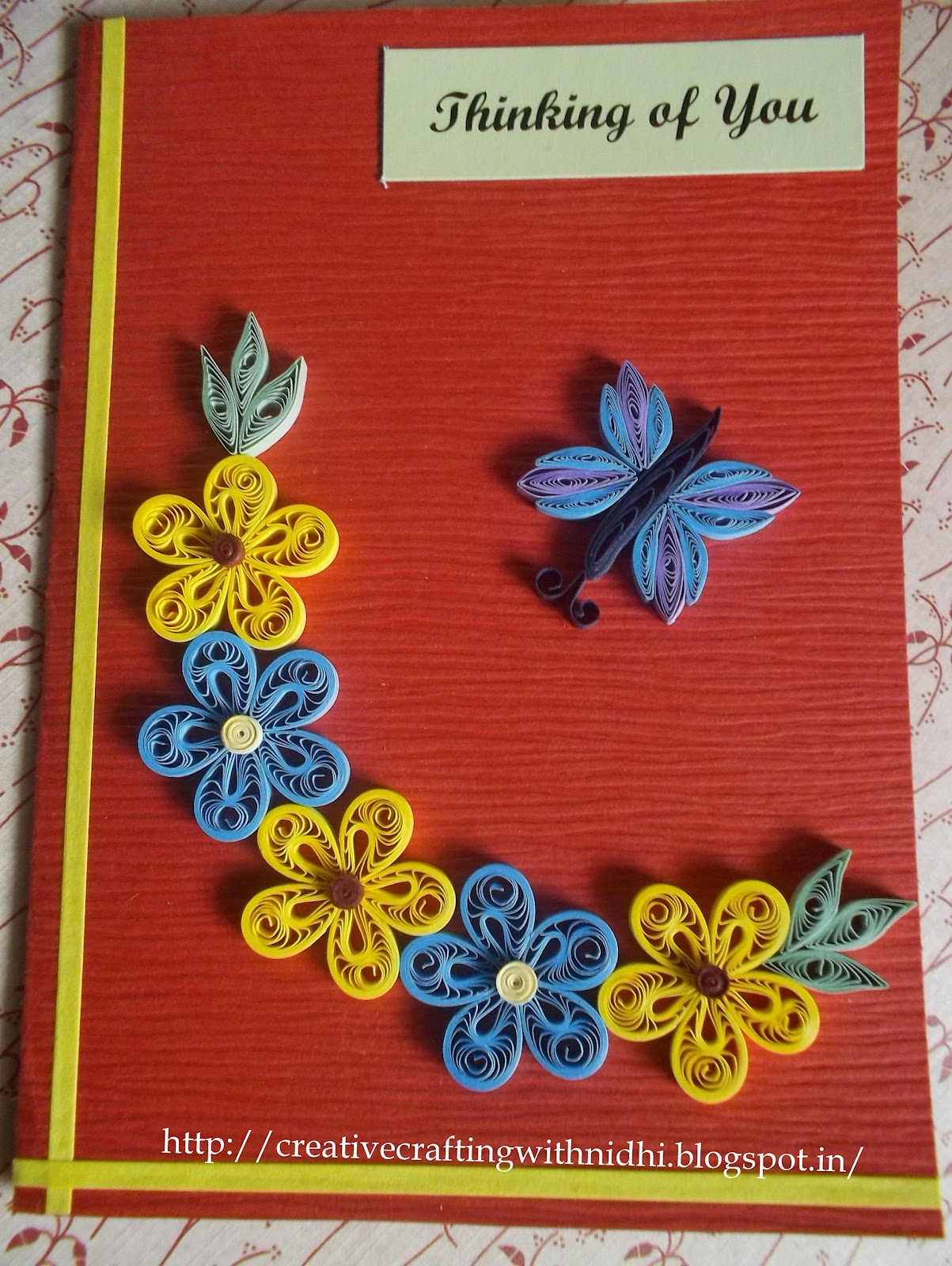 the gallery for quilling designs for greeting cards