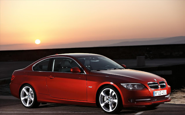 BMW 3 Series Coupe Wallpaper Car