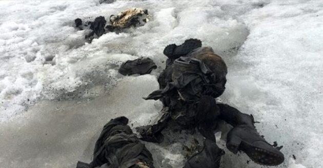 Ελβετία: Bρέθηκαν άθικτα μετά από 75 χρόνια πτώματα ζευγαριού σε παγετώνα