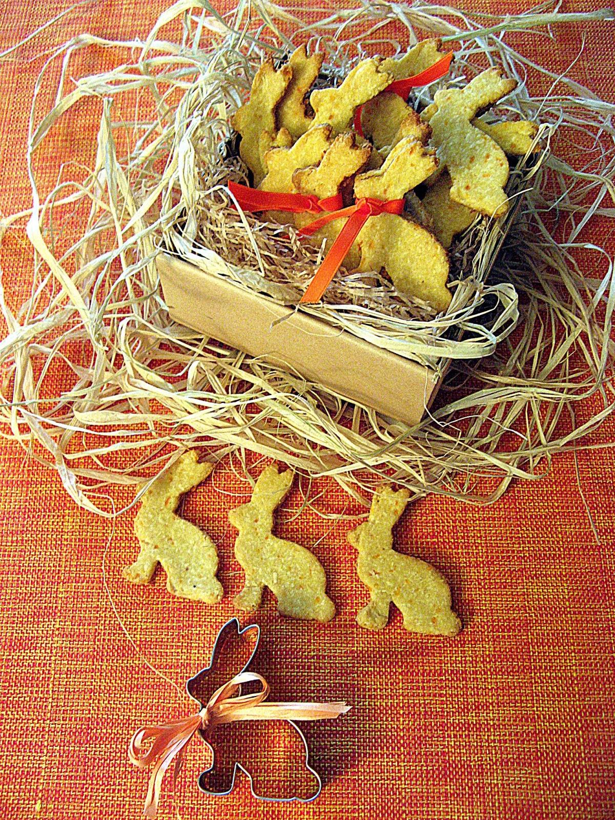 Coniglietti alle carote di Armonia Paleo