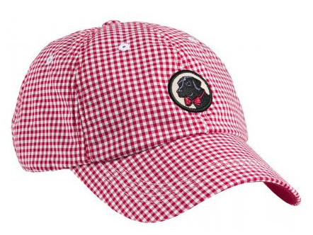 http://www.southernproper.com/mens-hats/gingham-frat-hat-red.html