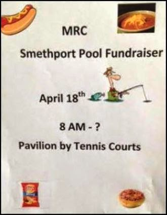4-18 Smethport Pool Fundraiser