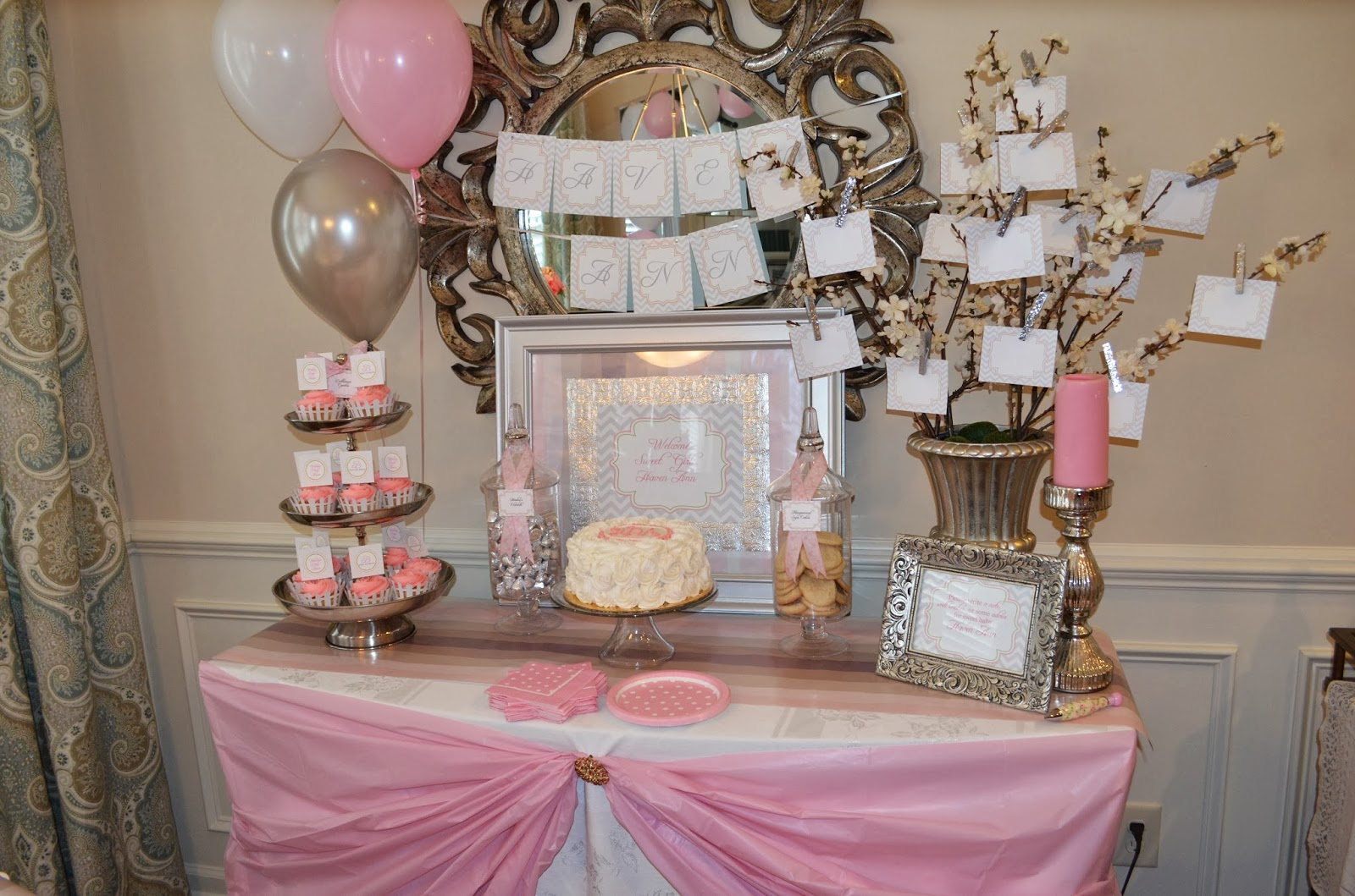 Mommy Be Pin Baby Shower
