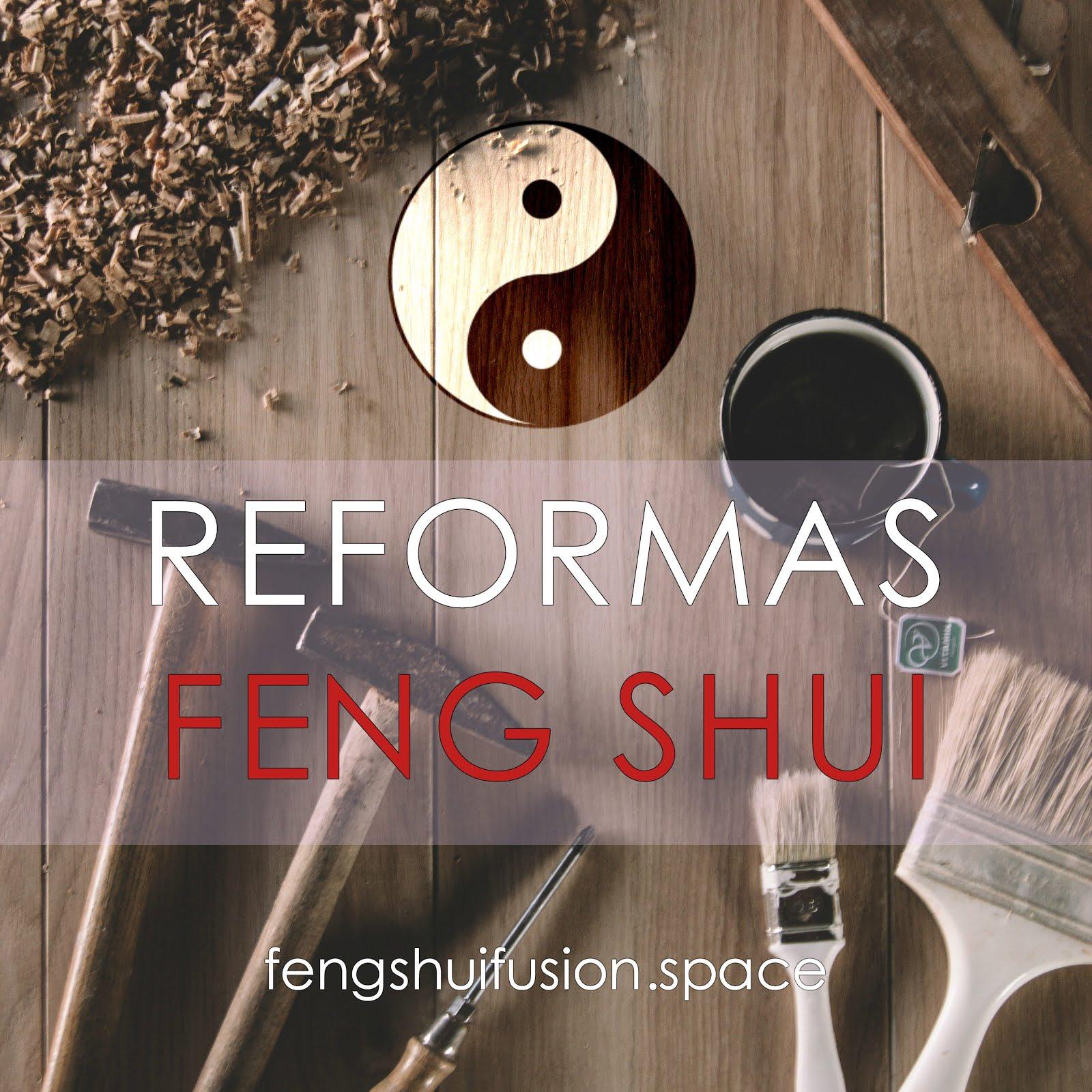 Reformas con Buen Feng Shui