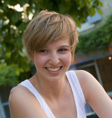 Trendy Short Hairstyles For Summer