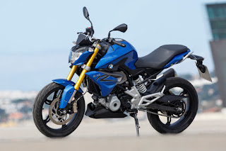BMW G 310 R (2016) Front Side