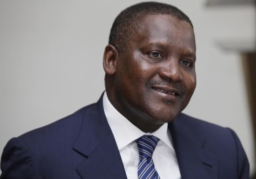Dangote to build refinery in Nigeria