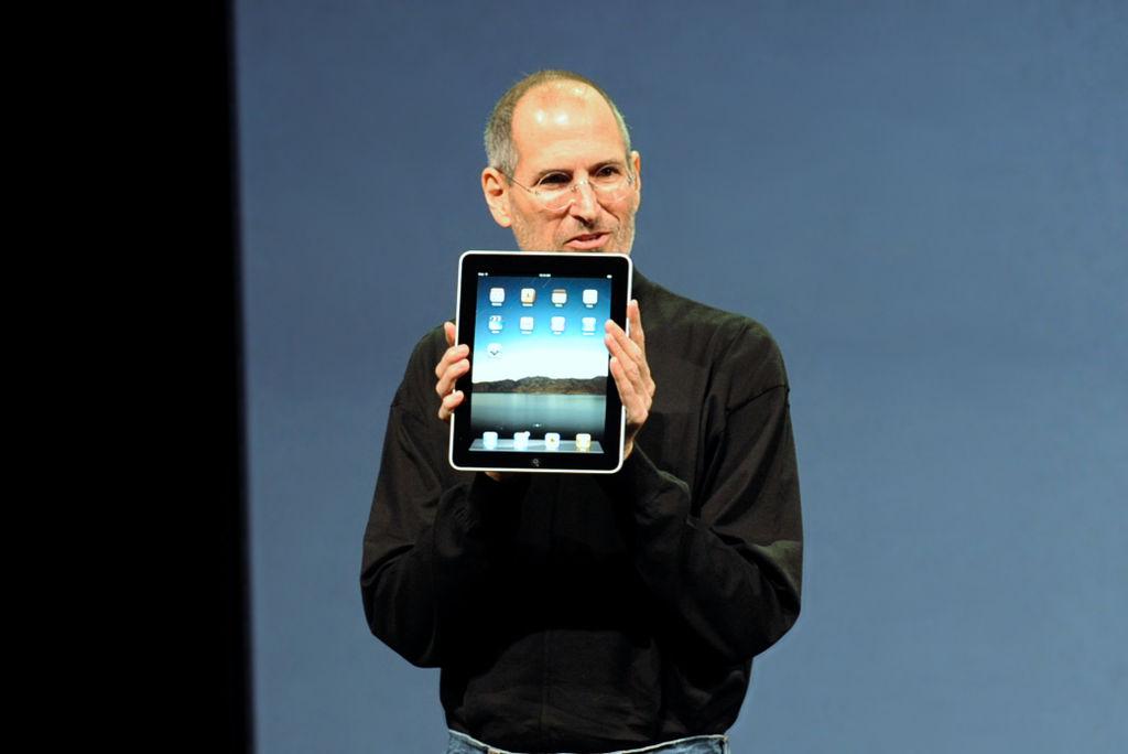 Steve Jobs - Schulbücher