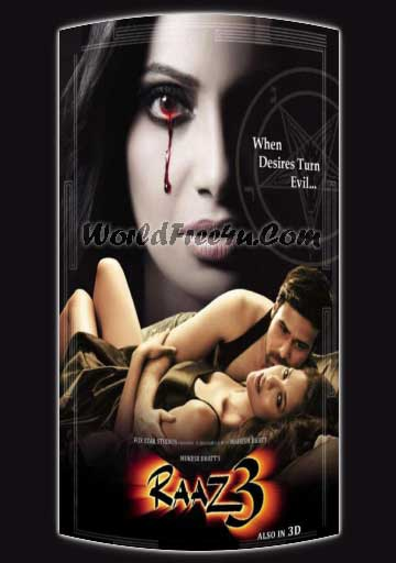Cover Of Raaz 3 (2012) Hindi Movie Mp3 Songs Free Download Listen Online At worldfree4u.com