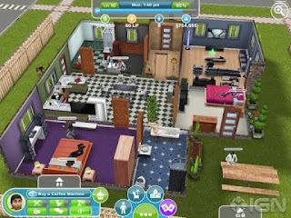 download Game Android Cewek The Sims Free Play gratis