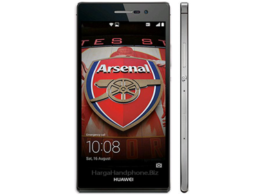 Gambar Huawei Ascend P7 Arsenal Edition