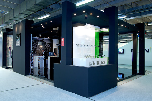 Стенд Nikles на выставке Cersaie 2010