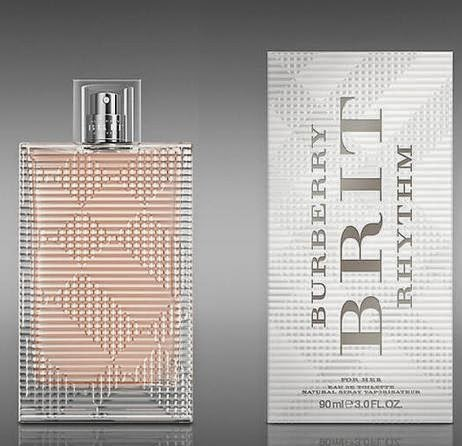 Burberry Brit Rhythm for Women, perfume, Burberry perfume