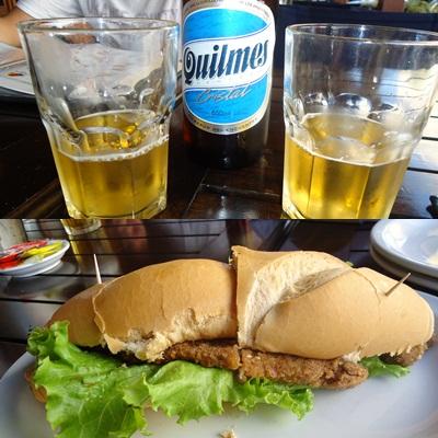 Puerto Iguazu, Angelo Cafe, Quilmes