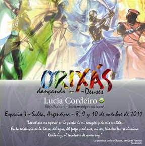 Workshop con Lucia Cordeiro en Salta