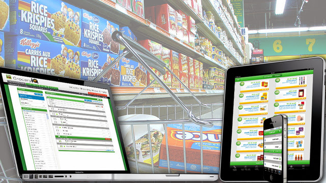 How Mobile Apps Transform the Grocery Shopping Experience !