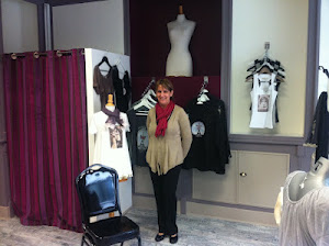 CELINE MARTY A OUVERT LE 17 AVRIL A LA PLACE DE L'ANCIENNE BOUTIQUE CHANTAL LINGERIE