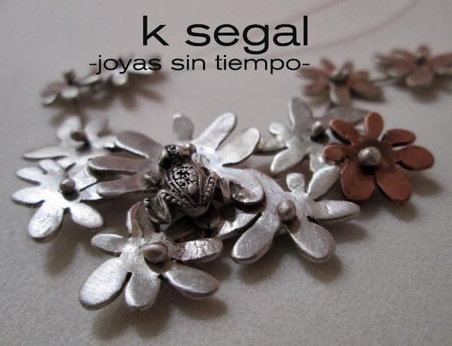 k segal  -joyas sin tiempo-