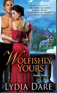 Guest Review: Wolfishly Yours by Lydia Dare