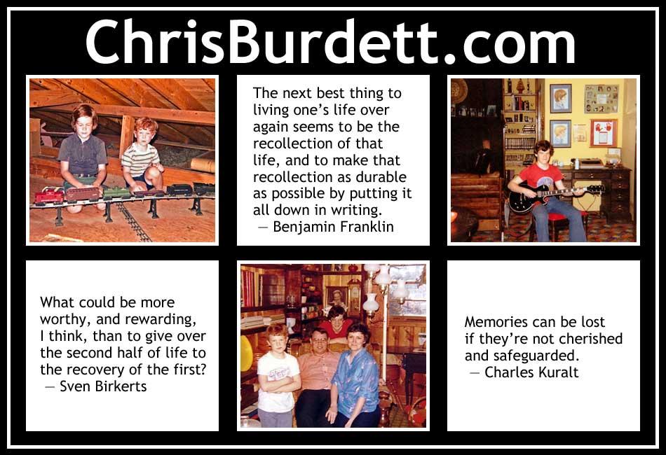 ChrisBurdett.com