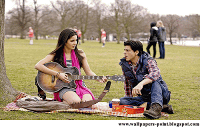 Jab Tak Hai Jaan Anuksha Wallpapers