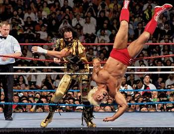Mattel WWE WrestleMania VIII Ric Flair?