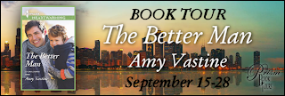 The Better man by Amy Vastine