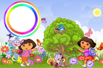 Dora the Explorer Invitations and Free Party Printables – Printable Dora Birthday Invitations