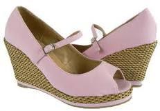 Model Sepatu Wedges Terbaru