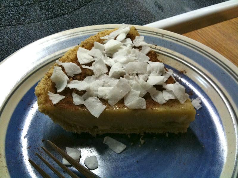 Vegan Road Runner: Banana Pudding Pie