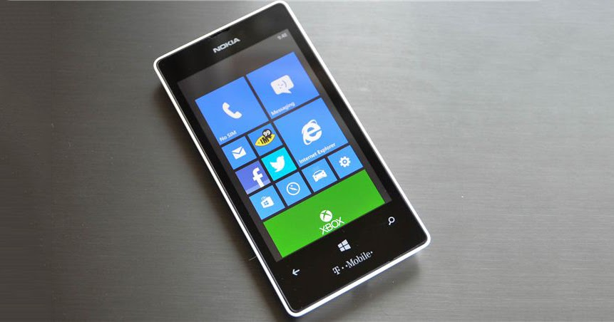 Nokia Lumia 521 - Review