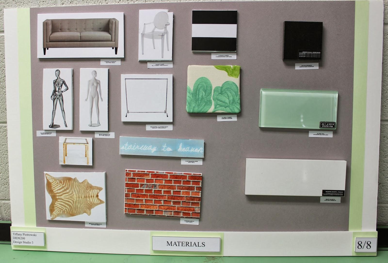 Interior design concept statement example restaurant