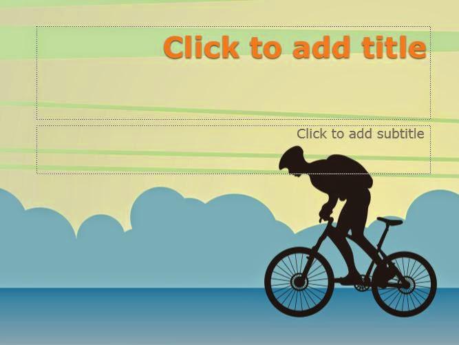 4 presentation blue free powerpoint templates and tutorials simplebikeg toneelgroepblik Gallery