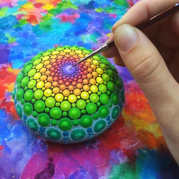 colorful ocean stones Elspeth McLean-1