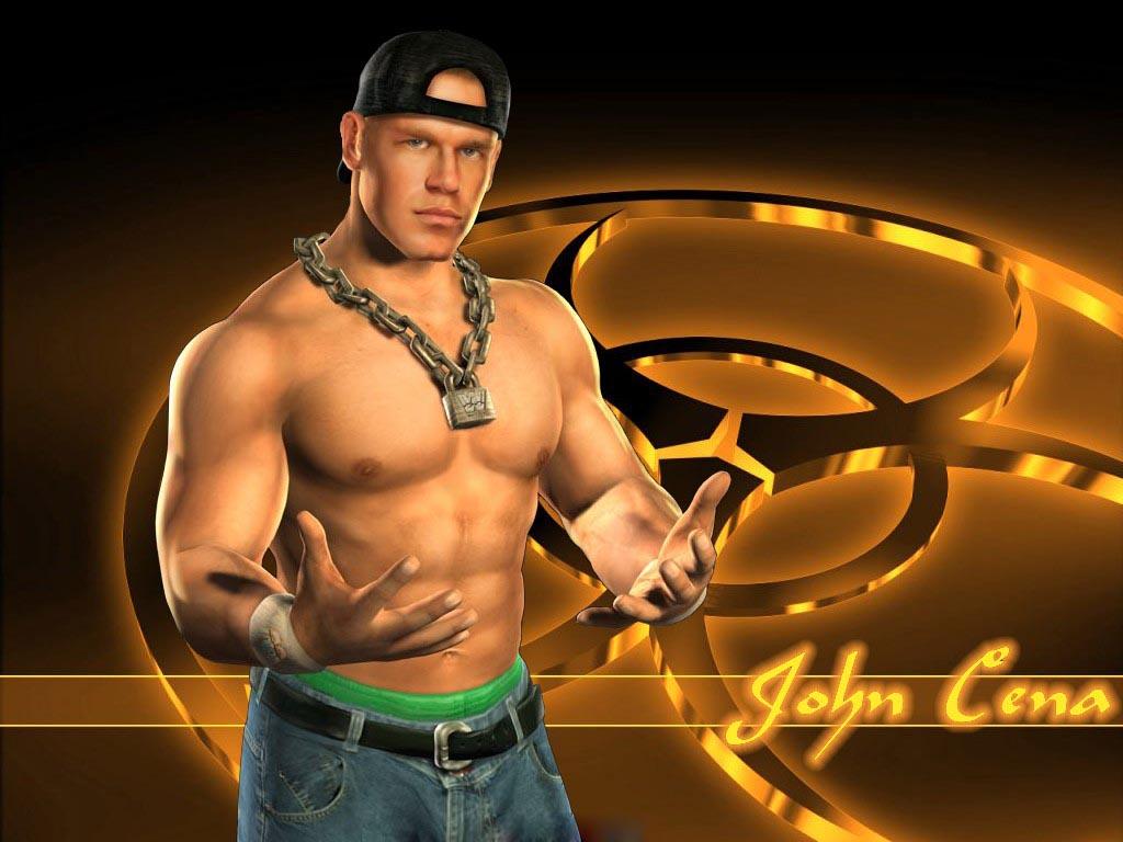 image: wwe super star john cena