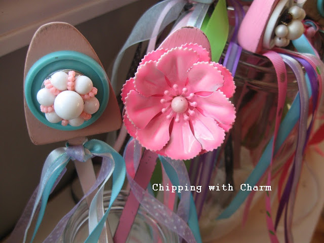 Chipping with Charm: Shoe form to Princess Wand...http://www.chippingwithcharm.blogspot.com/