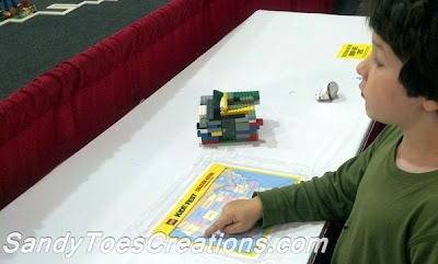 Sandy Toes Creations- LEGOKidsFest Review