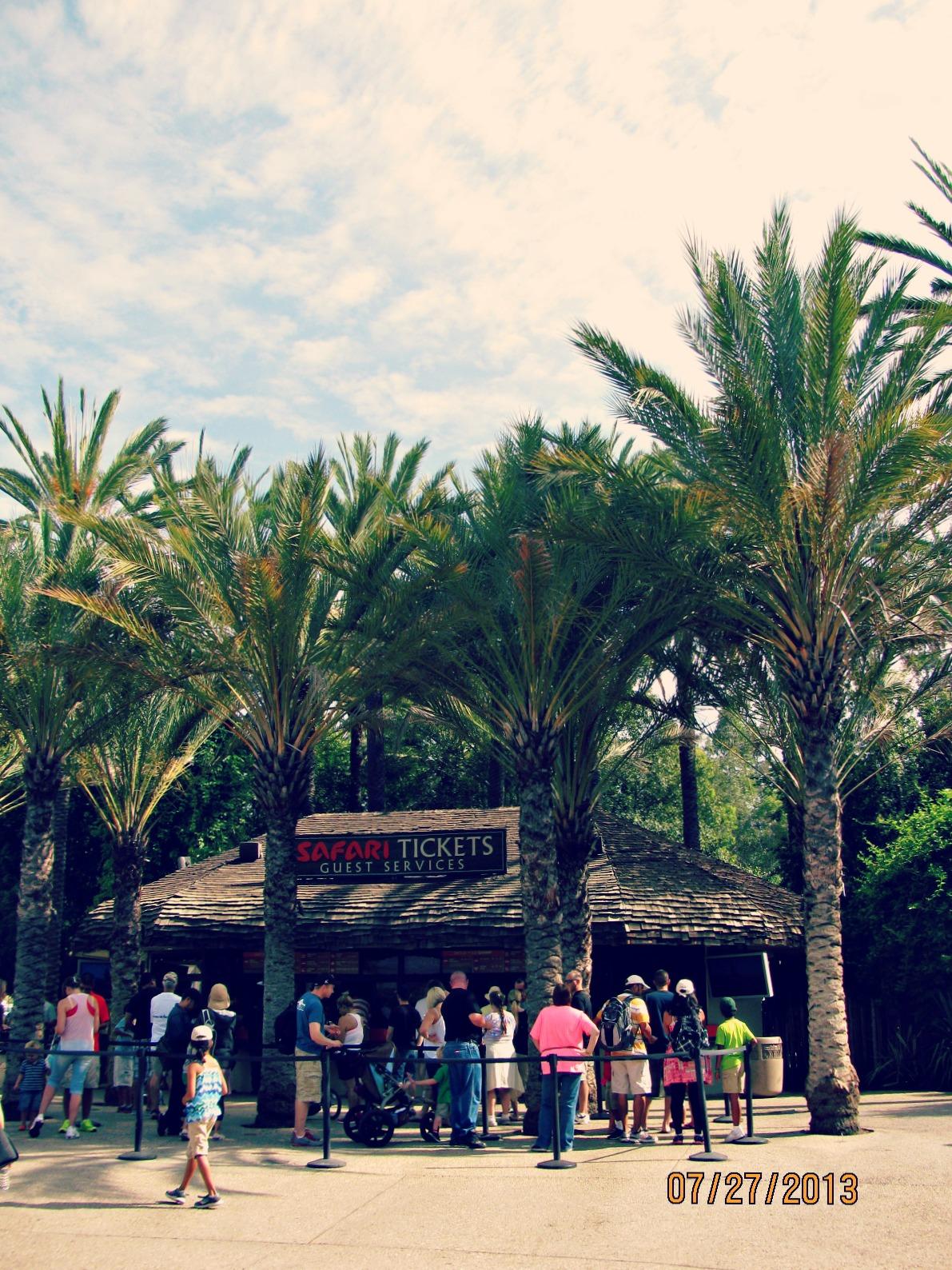 San Diego Safari Park // Guest Services