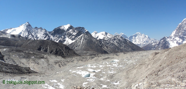 View from Kalapathar