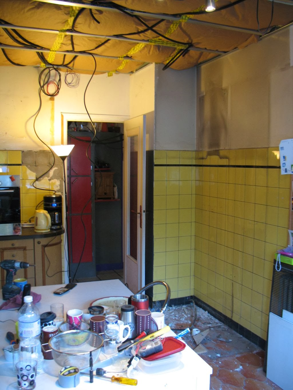 Rénovation cuisine - de la Zep aux Étoiles
