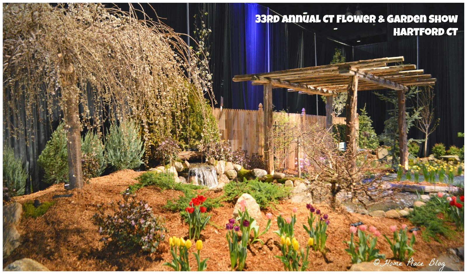 Home Place: The 33rd Annual CT Flower and Garden Show - Hartford CT 2014