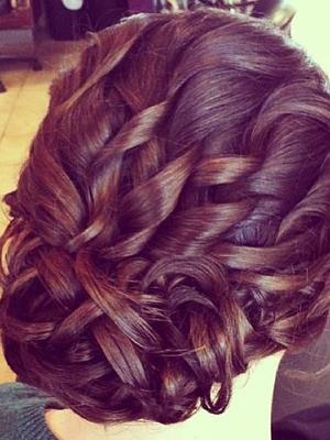 peinados torzadas 2014