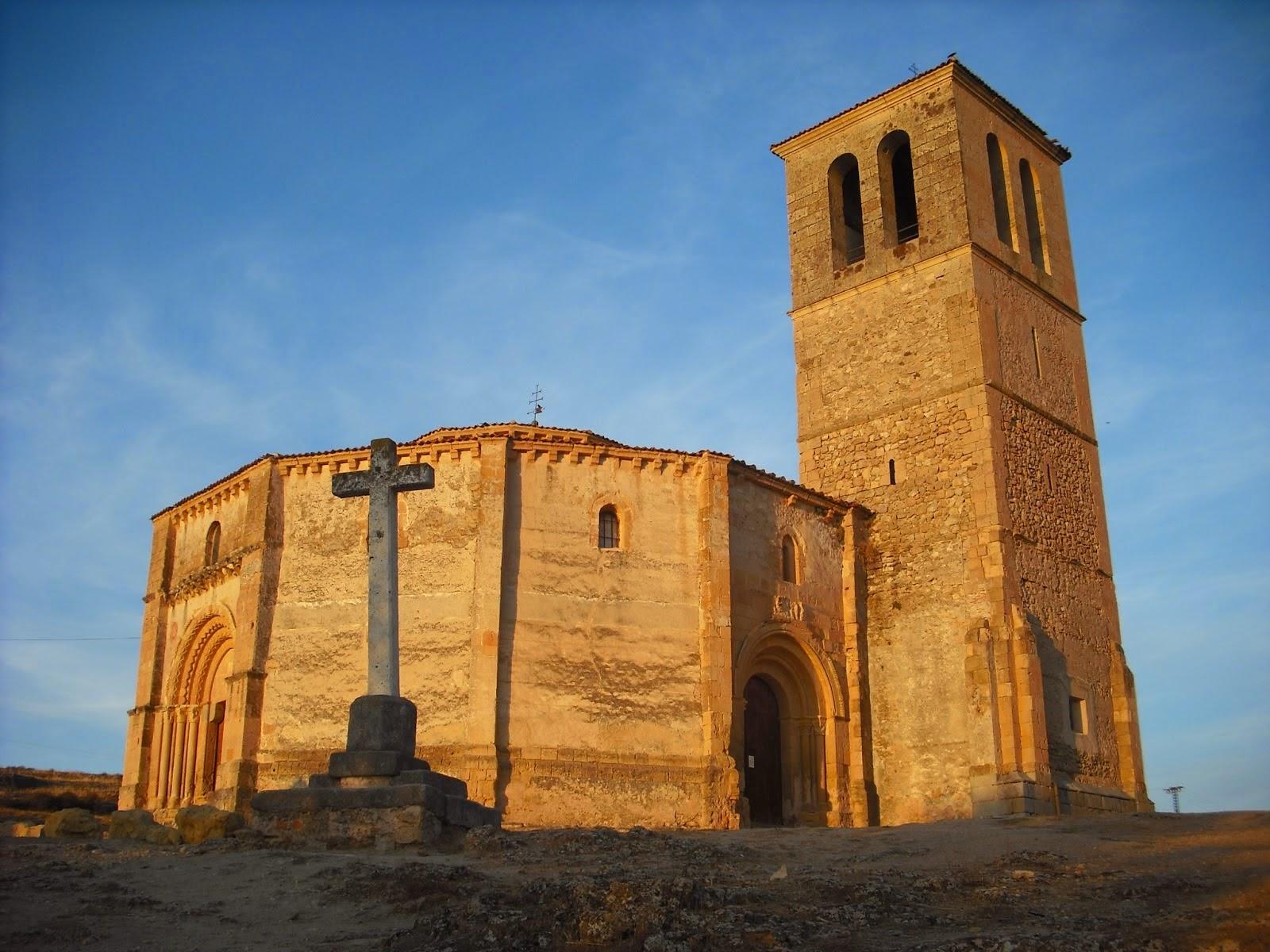 Iglesia de la Vera Cruz, Segovia, España