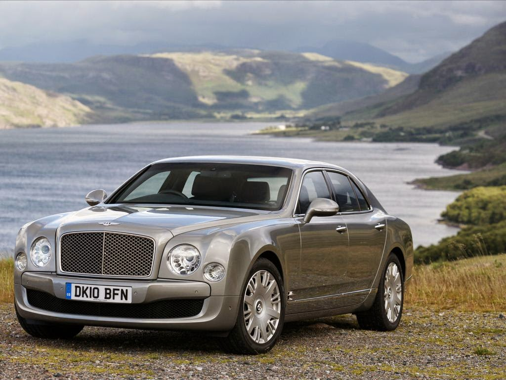 New Bentley Mulsanne Image