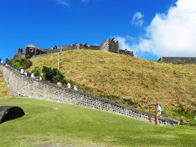 Brimstone Hill Fortress St. Kitts
