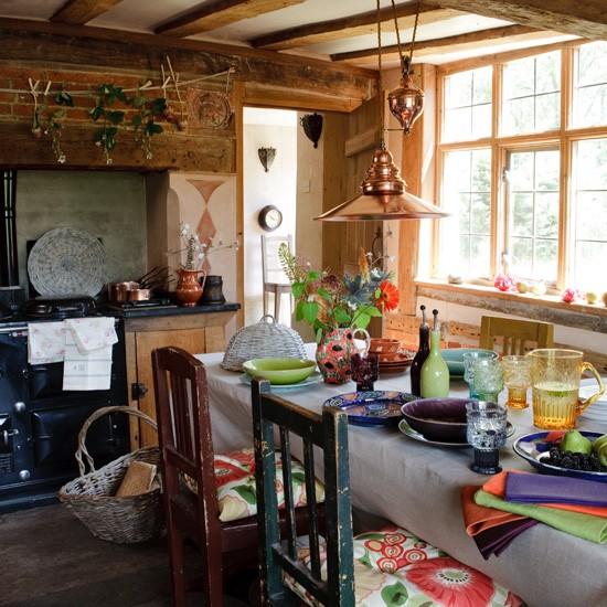 Dep sito santa mariah inspiradas nas cozinhas do campo - Apliques de pared rusticos ...