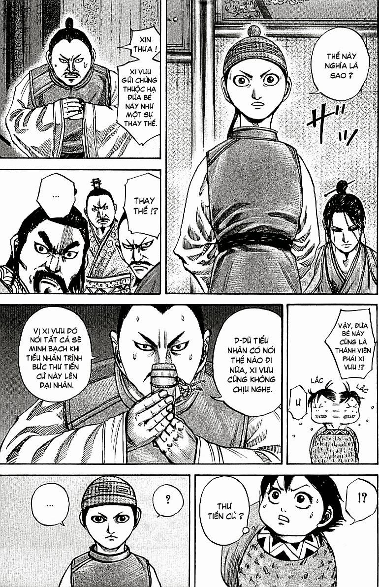 Kingdom - Vương Giả Thiên Hạ Chapter 103 page 5 - IZTruyenTranh.com