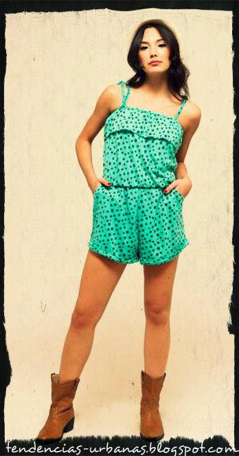 monoprenda estampada de estilo juvenil Te lo Juro coleccion 2014