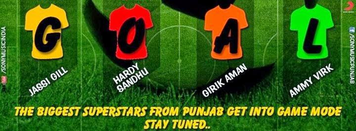 Goal Song Lyrics - Feat Jassi Gill, Hardy Sandhu, Ammy Virk Aman Girik
